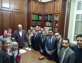 مؤتمر صحفى لنقيب المحامين اليوم بعد جلسة الاستئناف على حكم التعليم المفتوح