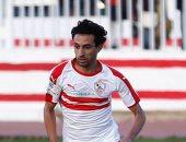 أيمن حفنى يشارك أمام بيراميدز من الدقيقة 77 بديلا لمحمد إبراهيم