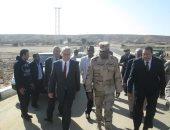 صور.. قائد قوات الدفاع الشعبى ومحافظ الأقصر يشهدان التدريب العملى المشترك