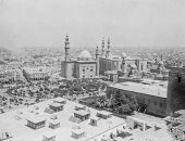 """حكاية صورة.. هنقولك قصة """"الملقف"""" تكييف زمان فوق سطح المنازل والمساجد"""