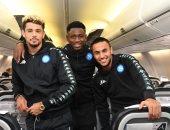 نابولى يطير إلى إنجلترا لمواجهة ليفربول فى قمة دورى أبطال اوروبا