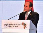 الرئيس الكينى يشيد فى اتصال هاتفى مع السيسى بتطور العلاقات الثنائية بين مصر وكينيا