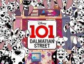 أول تريلر لمسلسل الأنيمشن 101 Dalmatian Street