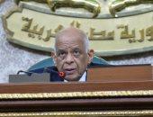 """""""عبد العال"""" يُحيل تعديلات الغش والتدليس والأحوال الشخصية للجان المُختصة"""