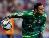 نافاس ينضم لقائمة المصابين فى ريال مدريد