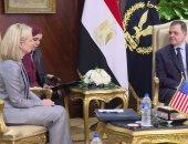 فيديو.. وزيرة الأمن الداخلى الأمريكى تشيد بنجاح مصر فى مكافحة الإرهاب والجريمة المنظمة