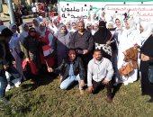 المعهد العالى للخدمة الاجتماعية بكفر الشيخ يعقد مؤتمر  للتوعية بمبادرة 100 مليون صحة