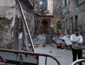 """""""تضامن الاسكندرية """" :صرف تعويضات لضحايا عقار مينا البصل"""