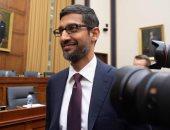6 أرقام مهمة كشف عنها رئيس جوجل بشهادته أمام الكونجرس