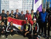 صور... مصر تتصدر منافسات اليوم الأول بالبطولة العربية للكانوى والكياك