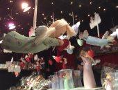 بالفيديو والصور.. أسواق عيد الميلاد تتزين فى ألمانيا استعدادا للكريسماس