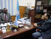 """بالفيديو والصور .. عبد الناصر والملوخية ..قصة عشق """"المحروسة"""" فى حياة سفير الصومال"""