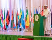 رئيس نيجيريا يدين مقتل 9 أشخاص بينهم أطفال فى هجوم مسلح شمالى البلاد