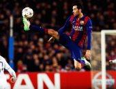 أخبار برشلونة اليوم عن مئوية بوسكيتس بدورى أبطال أوروبا ضد توتنهام