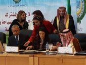 """صور.. توقيع اتفاقية """"حضانات رواد الأعمال"""" بمؤتمر وزراء الثقافة العرب"""