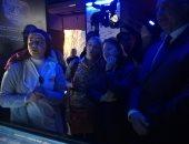 صور.. محافظ البحر الأحمر ونائب مدير الوكالة الأمريكية يفتتحان متحف العجائب