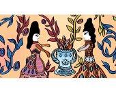 هذه قصة الفنانة التشكيلية باية محيى الدين التى يحتفل جوجل بذكرى ميلادها الـ87