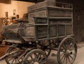 فيديو.. السن 118.. حكاية صاحب أقدم عربة كارو فى مصر
