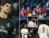 فيديو.. أسوأ هزائم ريال مدريد الأوروبية بعد فضيحة سيسكا موسكو