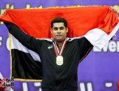 محمد إيهاب فى وزارة الرياضة لبحث أزمة المشاركة فى الأولمبياد