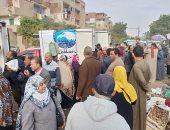 """أمانة """"مستقبل وطن"""" بالسويس توزع 500 بطانية.. ونشاط مكثف للحزب بـ5 محافظات"""