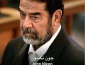 """فى كتاب """"استجواب الرئيس"""".. صدام حسين الأكثر وقارا بغرفة الإعدام"""