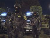 ضبط 9 عاطلين وبحوزتهم مواد مخدرة وأسلحة نارية بالقليوبية
