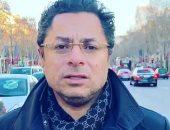 فيديو.. خالد أبوبكر من فرنسا الحياة طبيعية عدا يوم السبت.. وحلقة خاصة من باريس