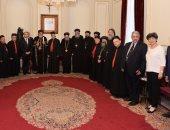 غدا.. أمين عام مجلس كنائس الشرق الأوسط تصل القاهرة وتلتقى البابا تواضروس
