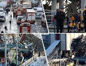 فيديوجراف.. دماء على القضبان.. تاريخ حوادث القطارات فى تركيا