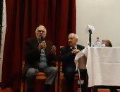 فيديو.. كيف أضحك الفنان عبد الرحمن أبوزهرة الحضور بمؤتمر أيام قرطاج المسرحية؟