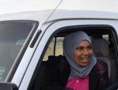 """نحمدو سيدة الميكروباص تتعهد بإخراج """"نذر"""" بعد حصولها على السيارة الجديدة"""