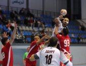 فراعنة اليد يهزمون المغرب فى الألعاب الأفريقية ويواجهون نيجيريا فى ربع النهائى