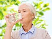 أعراض الجفاف عند كبار السن