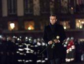 ورود بيضاء وصلوات بالشموع.. الرئيس الفرنسى يكرم ضحايا ستراسبورج