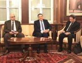 """فيديو.. سفير مصر بالنمسا: الرئيس سيلتقى ممثلى 13 شركة خلال زيارته لـ""""فينيا"""""""