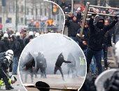 فى نقاط.. تعرف على ميثاق مراكش للهجرة الذى تسبب فى مظاهرات بروكسل الدامية