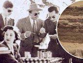 """صور.. جزيرة  """"القرن الذهبى """" بالفيوم.. مقصد الملوك وملاذ الطيور المهاجرة وتاريخها يسبق انشاء المحافظة..عشقها الملك فاروق وأقام استراحته بها..وأكثر من 40 ألف طائر يستقر بها سنويا واكتشف بها بقايا حيتان نادرة"""
