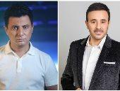 صابر رباعى يتعاون مع محمد عبد المنعم فى 4 أغنيات من ألبومه الجديد