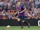 راكيتيتش يثير الغموض حول مستقبله مع برشلونة برسالة غامضة