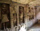 """موقع إيطالى: مقبرة """"واح-تى"""" بسقارة كنز كبير يساهم فى إحياء السياحة المصرية"""