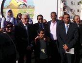 """محافظ جنوب سيناء يفتتح أعمال مبادرة """"سيناء في قلب مصر """""""