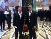 صور..بدء احتفال وزارة الاعلام السعودية بإعلان الرياض عاصمة الاعلام العربى