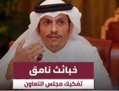 """شاهد.. """"قطريليكس"""" تفضح محاولات تميم تفكيك مجلس التعاون الخليجى"""