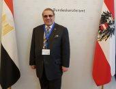 فيديو وصور.. حسن راتب: بدء العمل بكليتين بجامعة سيناء فرع العاصمة الإدارية العام المقبل