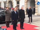 الرئيس السيسي: النمسا تربطها علاقات وثيقة بمصر ونطمح لتعزيزها مستقبلا