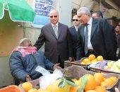 محافظ القاهرة يستجيب لطلب مواطن بتخصيص باكية سوق وموتوسيكل لمساعدته
