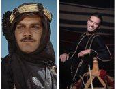 """فى السعودية.. حفيد عمر الشريف """"فولة"""" واتقسمت نصين من جده """"لورانس العرب"""""""
