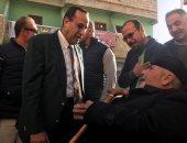 محافظ شمال سيناء يتفقد لجان الانتخابات فى العريش..فيديو