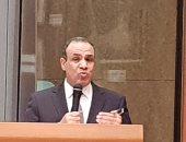 سفير أوكرانيا بالقاهرة يبحث مع مساعد وزير الخارجية للشئون الأوروبية أجندة القضايا الثنائية